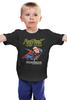 """Детская футболка классическая унисекс """"Супермен"""" - супермен, комиксы, superman, супергерои"""