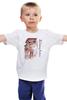 """Детская футболка """"Dictum factum."""" - сова, owl, dictum factum, принт сова"""