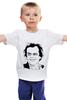 """Детская футболка классическая унисекс """"Jack Nicholson"""" - актер, джек николсон, jack nicholson"""