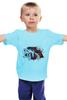"""Детская футболка классическая унисекс """"Spider-man 002"""" - комиксы, герой, супергерой, marvel, паук, spider-man, марвел, superhero, hero, spider"""