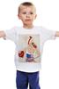 """Детская футболка классическая унисекс """"Майка """"Ivanchenko presents"""""""" - авторские майки"""