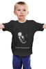 """Детская футболка """"Арнольд Шварценеггер"""" - арнольд, arnold schwarzenegger, шварценеггер, терминатор, terminator, арнольд шварценеггер"""