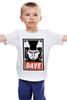 """Детская футболка """"Dave (2001: A Space Odyssey)"""" - obey, dave, space odyssey, космическая одиссея 2001 года"""