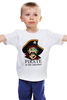 """Детская футболка """"Интернет Пират"""" - internet, pirate, cyberpiracy"""