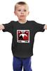 """Детская футболка классическая унисекс """"Харли Квинн (Harley Quinn)"""" - джокер, бэтмен, харли квинн, harley quinn"""