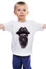 """Детская футболка """"Мопс Пират"""" - pug, пират, собаки мопс"""