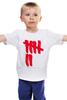 """Детская футболка """"Великолепная Семерка"""" - кино, винтаж, боевик, вестерн, великолепная семерка"""