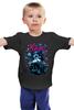 """Детская футболка классическая унисекс """"Супер Марио"""" - nintendo, super mario, супер марио, видеоигры"""