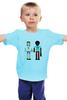 """Детская футболка классическая унисекс """"Криминальное Чтиво (Pulp Fiction)"""" - тарантино, криминальное чтиво, pulp fiction, винсент вега"""