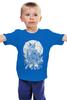 """Детская футболка """"Сова.Сова"""" - арт, night, ночь, сова, owl, dark"""