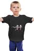 """Детская футболка """"Star fiction"""" - star wars, звездные войны, криминальное чтиво, pulp fiction"""