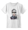 """Детская футболка классическая унисекс """"Zombie boy                """" - татуировка, zombie boy, зомби бой, зомбибой"""