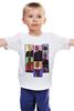 """Детская футболка классическая унисекс """"Легенды Хип-Хопа (Рэпа)"""" - rap, хип хоп, hip hop, legends, легенды"""
