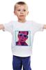 """Детская футболка классическая унисекс """"Монстр Франкенштейна"""" - монстр, франкенштейн"""