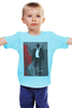 "Детская футболка ""Property of a Lady - 007"" - 007, james bond, джеймс бонд, skyfall, скайфолл"