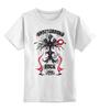 """Детская футболка классическая унисекс """"ROCK 1980"""" - rock, рок музыка, 80's"""