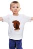 """Детская футболка классическая унисекс """"Доктор Кто (Doctor Who)"""" - doctor who, доктор кто, time lord"""
