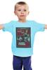 "Детская футболка классическая унисекс ""Planet Terror"" - tarantino, квентин тарантино, planet terror, планета страха, grindhouse"