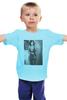 """Детская футболка классическая унисекс """"Моника Беллуччи"""" - фото, ню, моника беллуччи, monica bellucci, kinoart"""