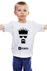 "Детская футболка классическая унисекс ""Heisenberg "" - во все тяжкие, breaking bad, heisenberg, хайзенберг, гайзенберг"