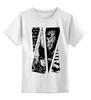 """Детская футболка классическая унисекс """"Бэтмен и Джокер"""" - бэтмен, джокер, batman, joker"""