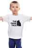 """Детская футболка классическая унисекс """"Бэтмен (Batman)"""" - batman, бетмен, dark face"""