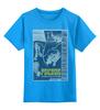 """Детская футболка классическая унисекс """"Psycho """" - ужасы, альфред хичкок, psycho, kinoart, психо"""