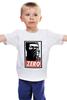"""Детская футболка классическая унисекс """"Саб-Зиро (Мортал Комбат)"""" - mortal kombat, mk, мортал комбат, sub-zero, саб-зиро"""