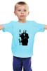 """Детская футболка """"Hitchcock"""" - хичкок, альфред хичкок, alfred hitchcock"""