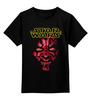 """Детская футболка классическая унисекс """"Star Wars"""" - star wars, звездные войны, ситх"""