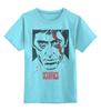 "Детская футболка классическая унисекс ""Scarface"" - кино, лицо со шрамом, al pacino, scarface, ал пачино"