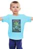 """Детская футболка классическая унисекс """"Simpsons / Симпсоны"""" - гомер, симпсоны, the simpsons, барт, kinoart"""