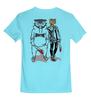 """Детская футболка классическая унисекс """"Art"""" - gangsters"""
