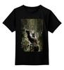 "Детская футболка классическая унисекс ""Arkham Knight"" - batman, бэтман, arkham knight"