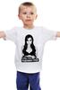 """Детская футболка классическая унисекс """"Саша Грей  - ладошки грей"""" - грей, саша грей, sasha grey, ann hantzis, ладошки грей"""