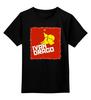 """Детская футболка классическая унисекс """"Ivan Drago & Rocky"""" - rocky, рокки бальбоа, ivan drago, иван драго, dolph lundgren"""