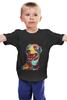 """Детская футболка """"Пёсик"""" - dog, собака, пёс, bright"""