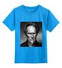 """Детская футболка классическая унисекс """"Клинт Иствуд / Clint Eastwood"""" - любовь, кино, портрет, clint eastwood, клинт иствуд"""
