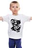 """Детская футболка классическая унисекс """"Джокер и Харли Квинн (Бэтмен)"""" - joker, batman, джокер, бэтмен, харли квинн"""