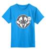 """Детская футболка классическая унисекс """"Bane x Baymax (Banemax)"""" - batman, бэйн, город героев, big hero 6, баймакс"""