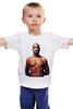 "Детская футболка классическая унисекс ""2 Pac"" - rap, hip hop, 2pac, тупак шакур, рэпер, tupac shakur, tupac"