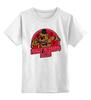 """Детская футболка классическая унисекс """"Freddy Fazbears (Пять ночей у Фредди)"""" - пять ночей у фредди, выживание в кошмаре, freddy fazbears"""