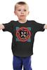"Детская футболка классическая унисекс ""Kiss Band"" - kiss, heavy metal, hard rock, кисс, хэви метал"
