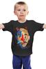 """Детская футболка классическая унисекс """"Арт хипстер"""" - арт, крутые, хипстер, hipster, дизайнерские"""
