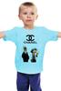 "Детская футболка ""Chanel"" - прикол, юмор, симпсоны, духи, бренд, fashion, коко шанель, brand, the simpsons, coco chanel"