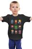"""Детская футболка классическая унисекс """"Мстители: Эра Альтрона"""" - мстители, avengers, iron man, тор, captain america"""