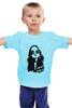 """Детская футболка классическая унисекс """"Carpe diem"""" - стиль, carpe diem, seize the day, живи настоящим, лови день"""