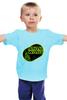 """Детская футболка классическая унисекс """"star wars"""" - космос, фантастика, star wars, лукас, звёздные войны"""