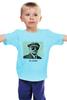 """Детская футболка классическая унисекс """"Dr. Lenin"""" - lenin, ленин, крутой ленин"""