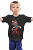 """Детская футболка """"Альтрон Пиноккио"""" - пиноккио, альтрон, ultron"""